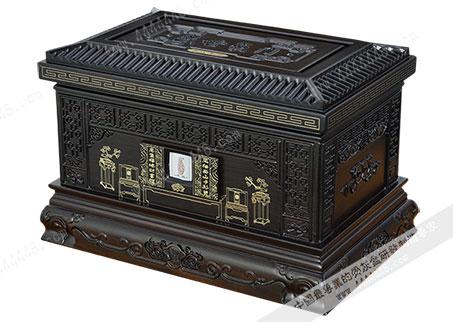 盛世豪门 — 檀木骨灰盒