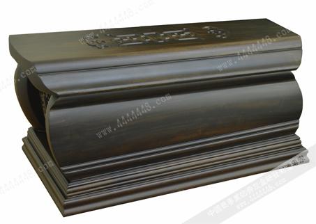 黑檀寿棺3#